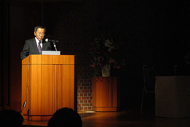 ミヤモリ50記念式典