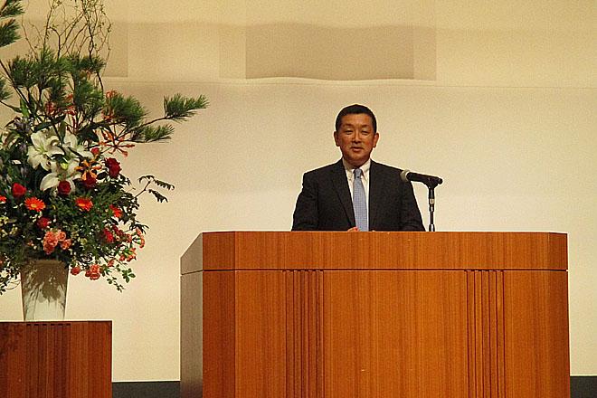 株式会社ゴールドウインテクニカルセンター社長 西田吉輝様